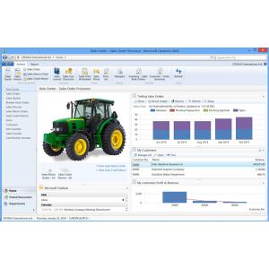 sistem ERP. Sistem ERP pentru agricultură