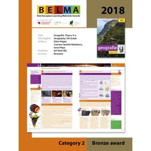 ART KLETT obține primul premiu european acordat unui manual românesc