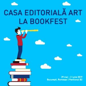 Casa Editoriala ART la Bookfest 2019