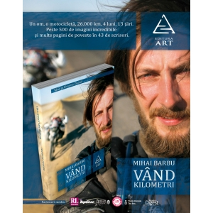 mongolia. Editura ART lansează