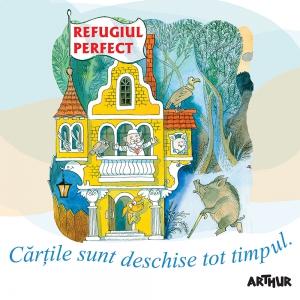 Editura Arthur lansează #RefugiulPerfect67