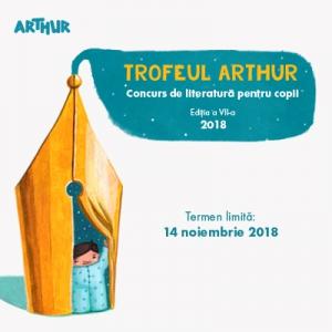 Trofeul Arthur - Concurs de literatură pentru copii