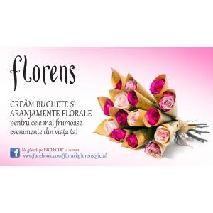 florens. Floraria Florens schimba Orasul cu o noua locatie in Mega Mall