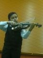 """""""Micul Paganini"""" in recital la Munchen"""