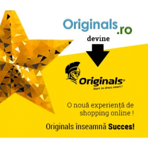 originals. Noua identitate de brand Originals