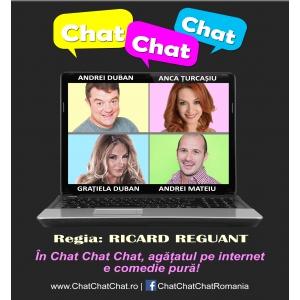 In Chat Chat Chat, agatatul pe internet e comedie pura!
