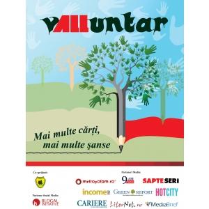 ROMSILVA. Campania vALLuntar, editia a II-a: bloggerii citesc si planteaza copaci cu sprijinul ROMSILVA