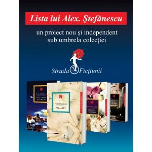 lista lui alex stefanescu. Lista lui Alex. Stefanescu, lansare-eveniment la Bookfest 2014