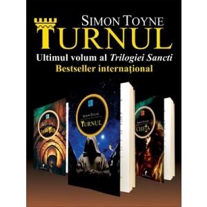 Simone Toyne. Turnul,  de Simon Toyne,  lansare prin videoconferinţă la Bookfest 2014