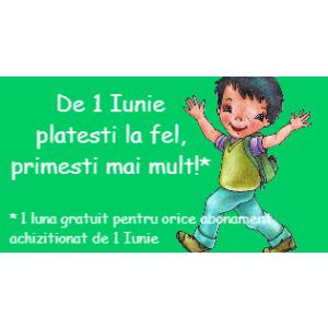 Promotie 1 Iunie la 123edu.ro