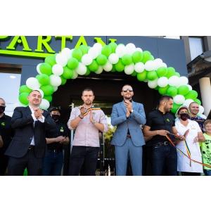 Lanțul de restaurante Spartan deschide prima franciză cu  redevență lunară zero, în orașul Vicovu de Sus, Județul Suceava