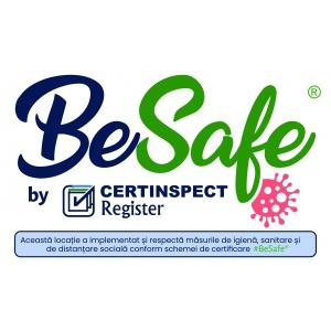 Schema certificare #BeSafe