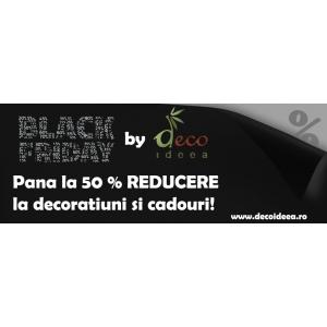vaze. D'eco Ideea Boutique isi lanseaza magazin online de Black Friday