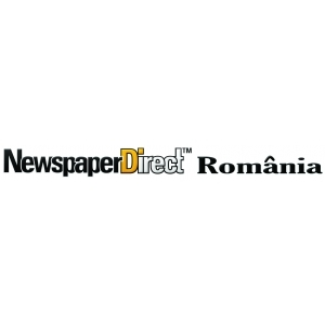 "Newspaperdirect Romania. ""Today a reader, tomorrow a leader"""