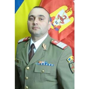 militar.  Plutonierul-major Claudiu Constantin Vulpoiu
