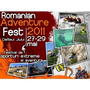 romanian adventure. Romanian Adventure Fest 2011