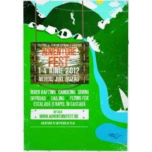 Romanian Adventure Fest 2012, 1-4 iunie, Nehoiu, judetul Buzau