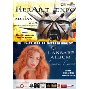 lansare album. FierAr...t Expo & Lansare album