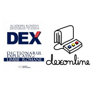Ce aleg romanii: dex-ul online sau dex-ul din biblioteca?