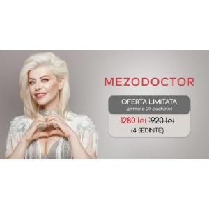 Descoperă MEZODOCTOR, tratamentul facial care schimbă calitatea pielii