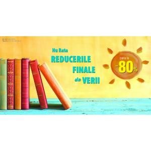 Editura Univers Enciclopedic da startul reducerilor finale de vara