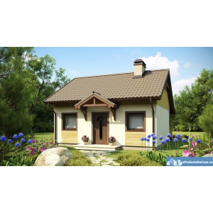 eProiectedecase.ro: cele mai avantajoase proiecte de case mici