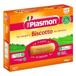 Produsele Plasmon: prietenele bebelusului tau