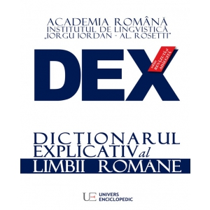 dictionarul limbii romane. dictionar explicativ