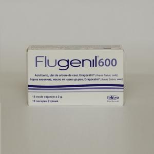 Tratarea candidozei vaginale mai ușoară cu ajutorul Flugenil