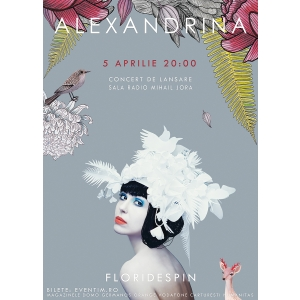 bandcamp. Albumul Alexandrina - Flori de Spin, disponibil de astazi in format digital