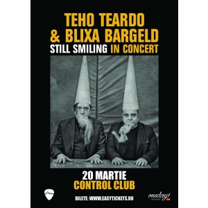 teho teardo. Concert eveniment la Bucuresti: Teho Teardo & Blixa Bargeld, live la Control Club