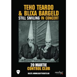 Concert eveniment la Bucuresti: Teho Teardo & Blixa Bargeld, live la Control Club