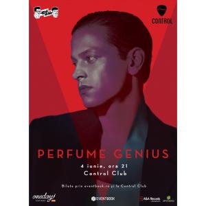 perfume genius. Perfume Genius, live la Bucuresti!