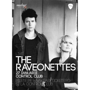 the raveonettes. The Raveonettes, in concert la Bucuresti