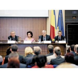 EDP. Conferinta Absorbtia Fondurilor Europene - BNR