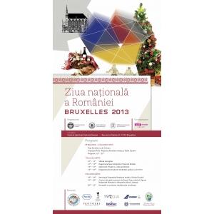 Ziua Naţională a României sărbatorită la Bruxelles