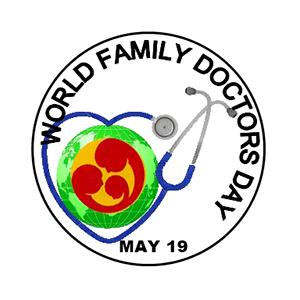 ziua medicului de familie. Logo World Family Doctor`s Day