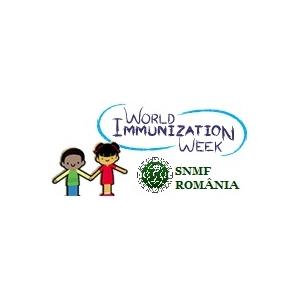 vaccin pneumococic. Săptămâna internațională a vaccinării - SNMF