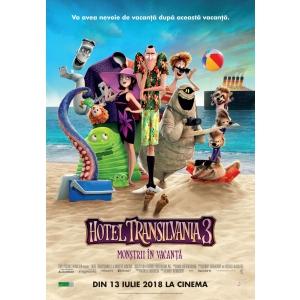 "Animatia verii, ""Hotel Transylvania 3"" - in curand, la cinema"