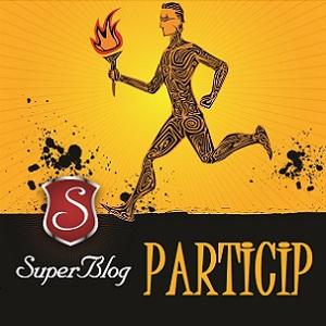 star blogger. banner Particip SuperBlog 2016