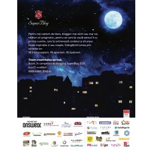 Comunitatea SuperBlog ține creativitatea aprinsă în cea de-a 21-a ediție a competiției