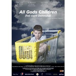 Interpol. afis film Toti copiii Domnului lansare 19 octombrie 2012