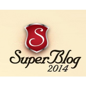 bloggeri. logo SuperBlog 2014