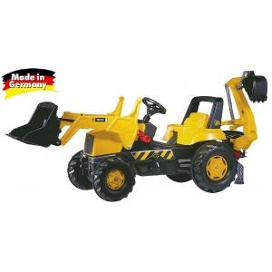 masinute cu pedale copii. Tractor cu pedale Rolly Toys, doar prin magazinul www.lumeacopiilor.com.ro