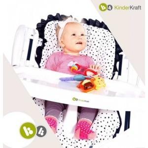 scaun de mas. Scaun multifunctional pentru copii: scaun pentru luat masa si balansoar electronic