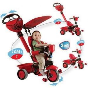 progres. Cumpara triciclete Smart Trike din magazinul specializat http://www.triciclete-de-copii.ro/