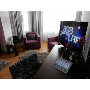 Unique Hotel - primul Hotel In Romania cu IPad Tablet