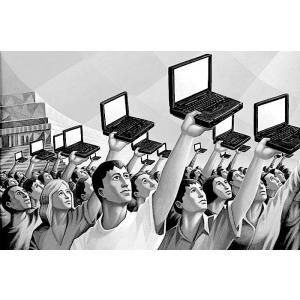 Impactul Internetului în sistemul democratic și în guvernare, analizate la festivalul dedicat transformării digitale care are loc la București