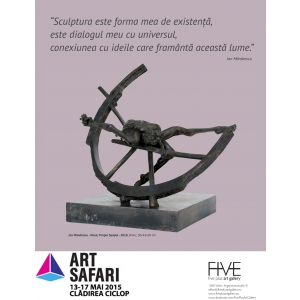 five plus art gallery. Art Safari 2015