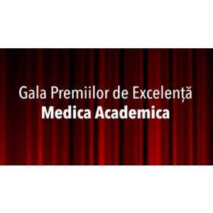 medica academica. Gala Premiilor de Excelenta Medica Academica, la a VI-a editie